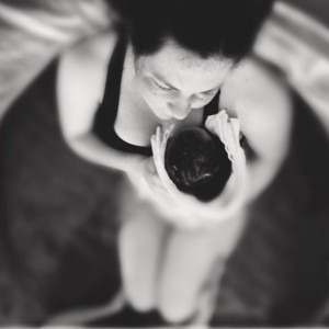 {My friend in all her motherhood glory.} I've witnessed the…